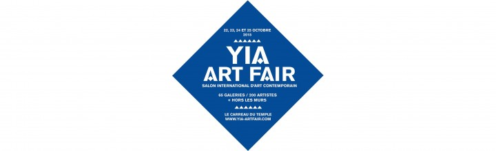 YIA Art Fair / Carreau du temple / PARIS